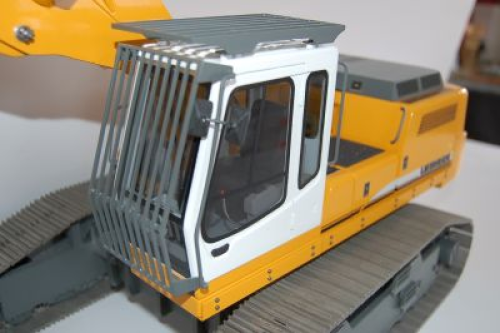 Grilles protection cabine 944 B