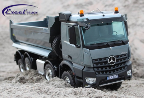 camion halfpipe halpipe 8x8 man ou mercedes excel 39 truck sp cialiste rc. Black Bedroom Furniture Sets. Home Design Ideas