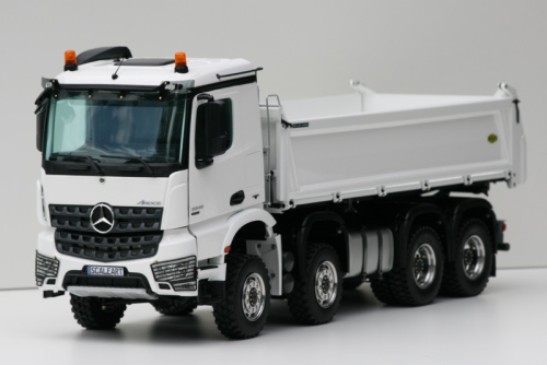 camion tri benne man tgs ou mercedes arocs excel 39 truck. Black Bedroom Furniture Sets. Home Design Ideas