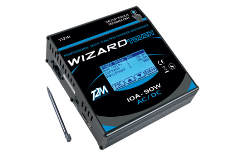 Chargeur Wizard TOUCH 12 v / 220 V