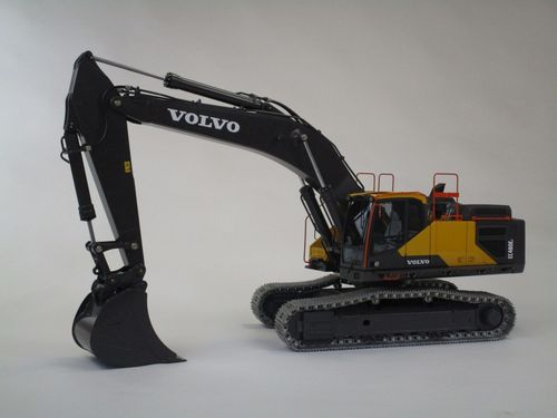 Pelle Volvo EC480E THS basic version