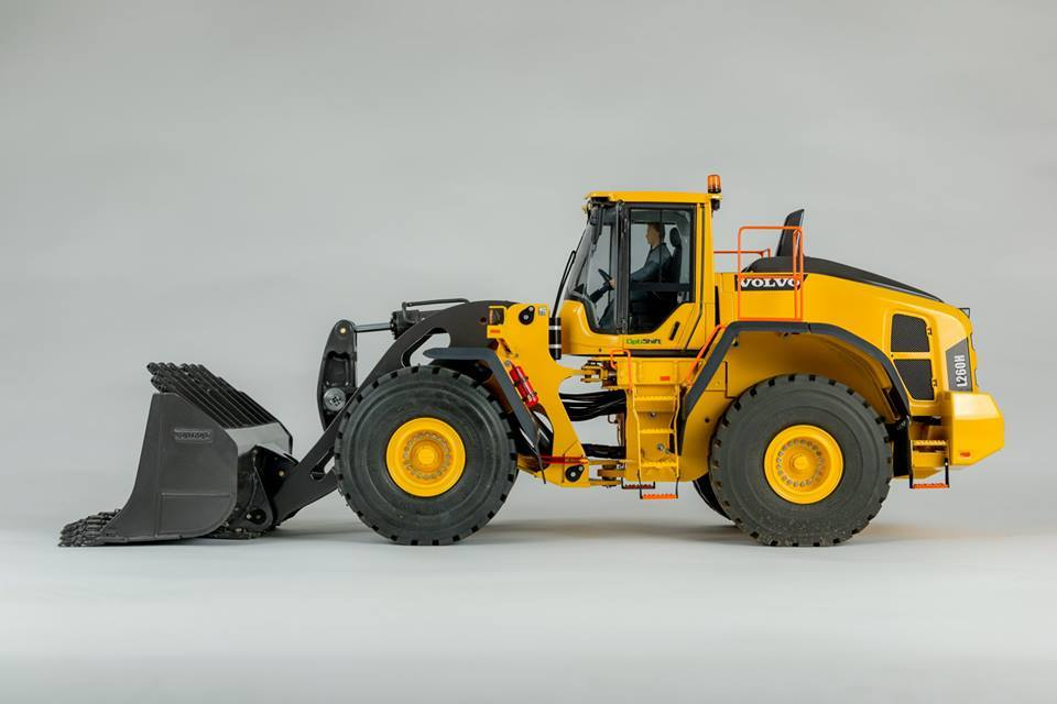 Chargeur  Volvo L260H THS