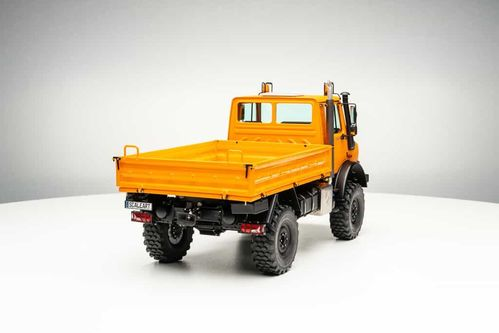 flat bed  pour UNIMOG SCaleart