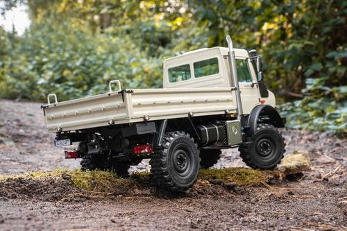 attelage arriere pour UNIMOG SCaleart