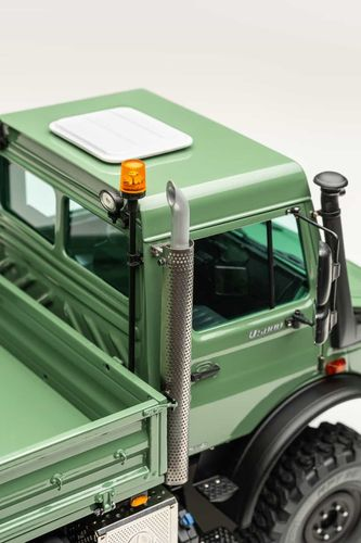 gyrophare avec support  pour UNIMOG SCaleart