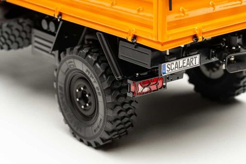 grille feu AR LC8 pour UNIMOG SCaleart